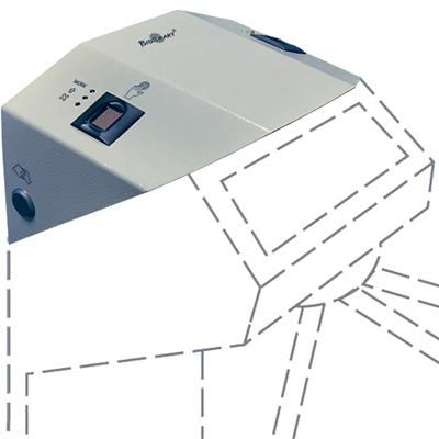 Контроллер турникета Biosmart Т-TTR-04-G