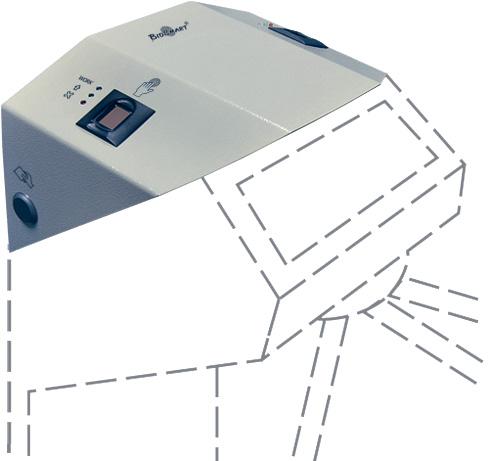 Контроллер турникета Biosmart T-TTR-04-B