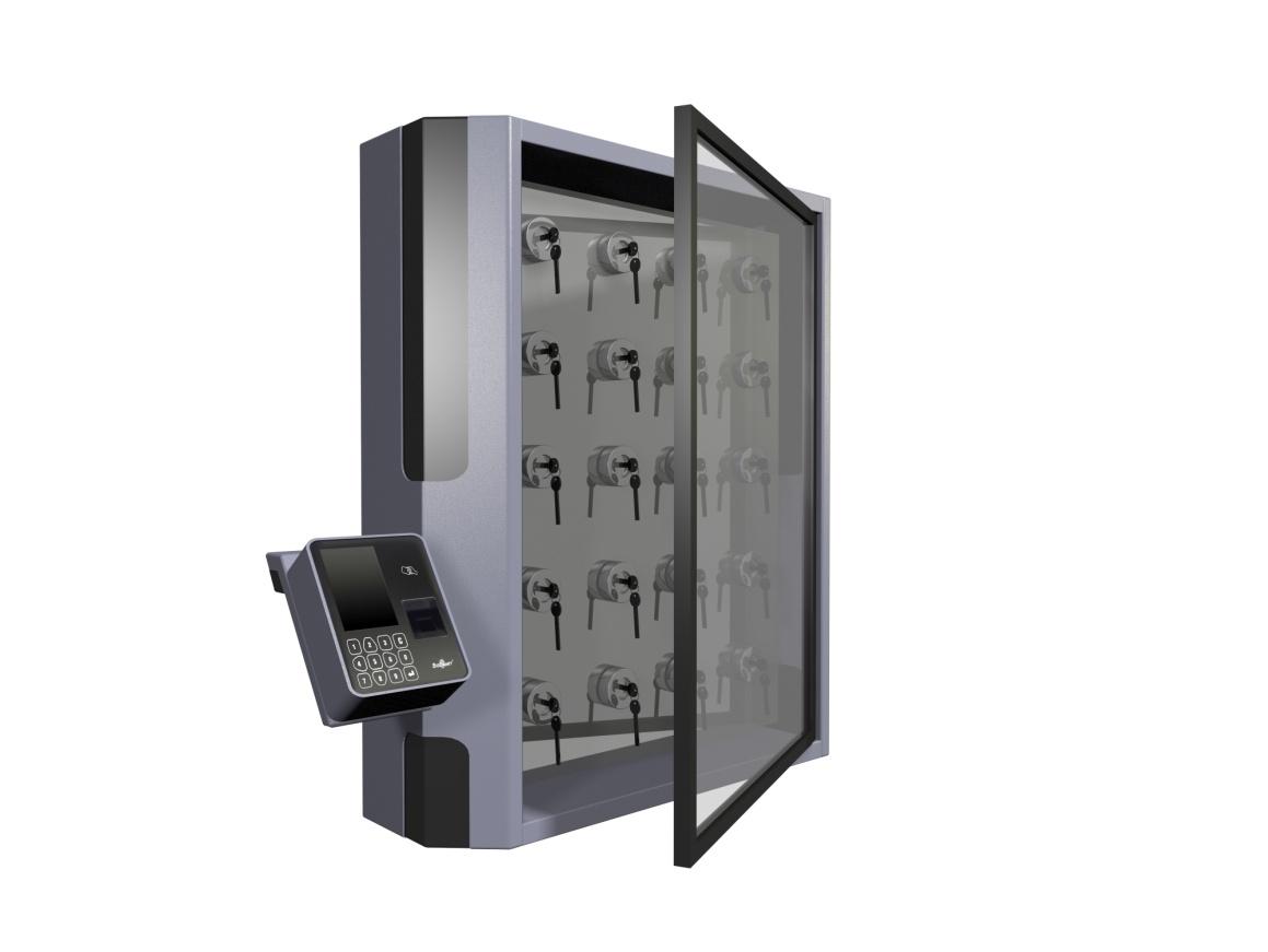 Автоматическая система хранения ключей KMS-5