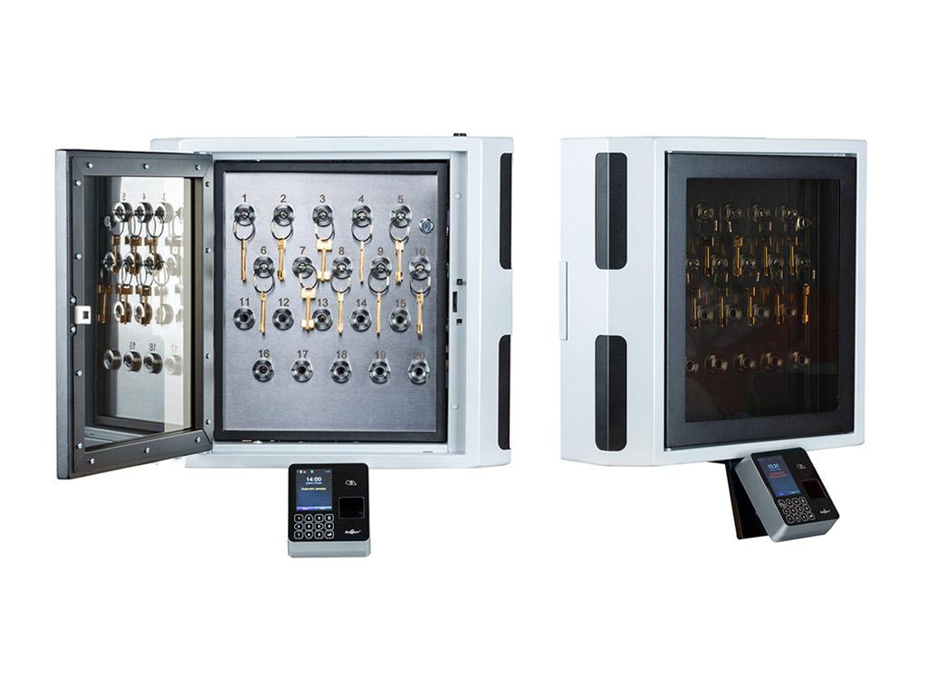 Автоматическая система хранения ключей KMS-20